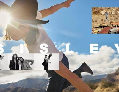 Sisley Takes to Joshua Tree for Spring '19 Campaign