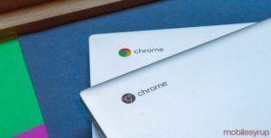 Chrome OS 80 beta tests gesture navigation, multiple quick settings pages