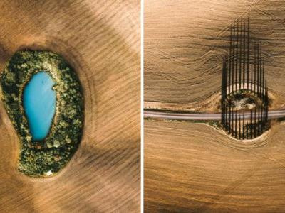 Drone Photos Capture a Fresh Take on Tuscany's Iconic Landscapes