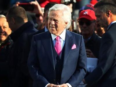Nearly 20,000 people have signed a petition asking Gillette to pull its name off of Patriots' stadium following charges against team owner Robert Kraft