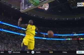 HIGHLIGHTS: Pacers make a statement with 97-91 win over Celtics