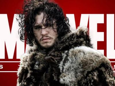 Kit Harington to Star in Marvel Cinematic Universe Project