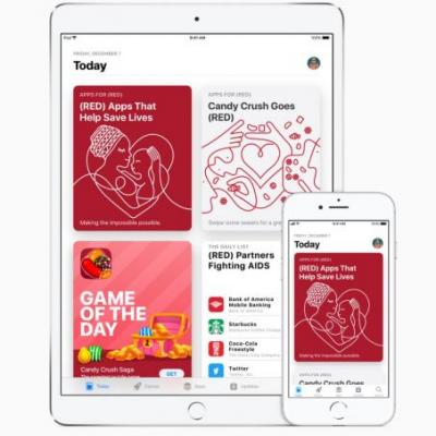 Apple Commemorates World AIDS Day 2017, Promotes Campaign