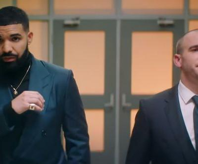"Drake Staged An Epic 'Degrassi' Reunion For His ""I'm Upset"" Video"