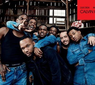 Calvin Klein taps A$AP Mob for latest campaign