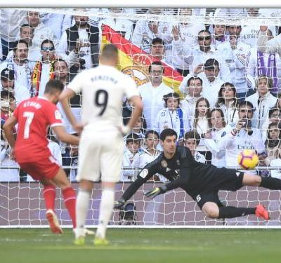Real Madrid 1 Girona 2: Stuani and Portu seal stunning comeback
