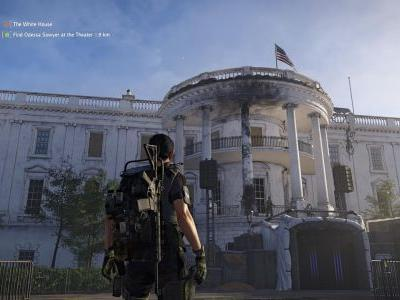 The Division 2: Government Comms location guide