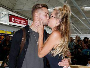 Love Island's Chris Hughes And Olivia Attwood Discuss Marriage And Children