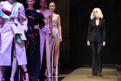 Versace Will No Longer Show at Couture Week