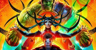 Behold the Power of Thor: Ragnarok in New Comic-Con Poster