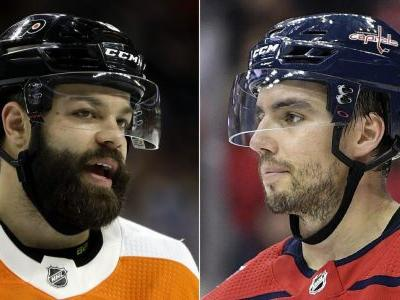 Capitals trade Niskanen to Flyers for Gudas, clear cap space