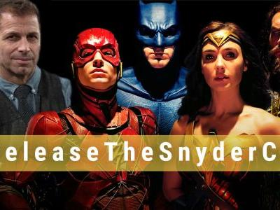 Video | The Justice League Cast Has Joined ReleaseTheSnyderCut - What Now?