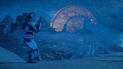 The rewards you earn in Mass Effect: Andromeda multiplayer can be used in single-player