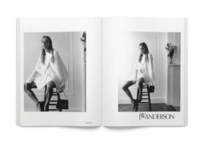 Chloë Sevigny is the new face of J.W.Anderson