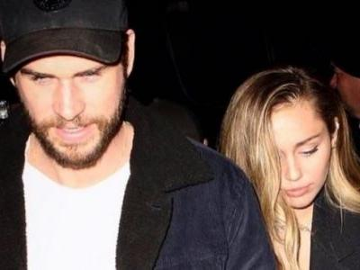 Miley Cyrus says love you to husband Liam Hemsworth with unbelievably sexy photo