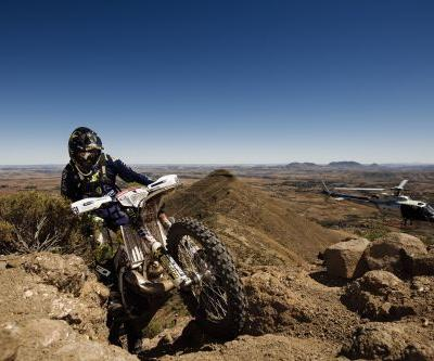 GRAHAM JARVIS FINISHES THIRD AT ROOF OF AFRICA