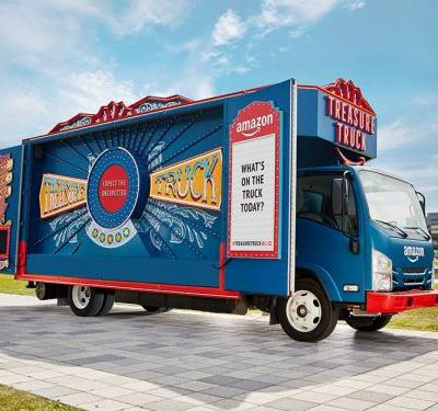 Amazon is offering $10 off your next Treasure Truck purchase - here's how to get the deal