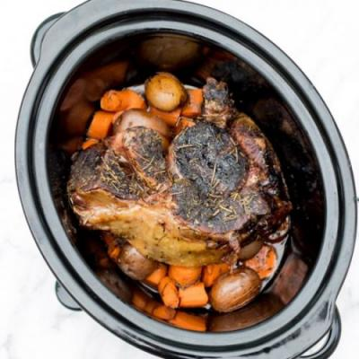 Low FODMAP Slow Cooker Pot Roast