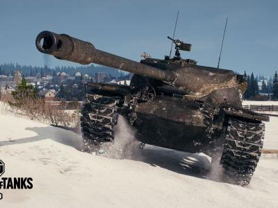 World of Tanks 1.0 is the best looking game you can run on a potato