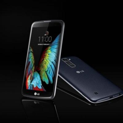 2018 LG K10 With LG Pay Coming At CES
