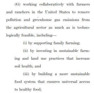 Resolution for a Green New Deal to reduce climate change