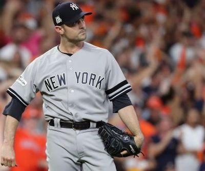 Yankees bullpen starting to show first signs of weakness