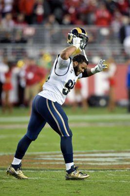 Los Angeles Rams star DT Aaron Donald does not report for training camp