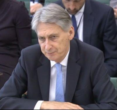 HAMMOND: Flights between Britain and the EU could stop in the absolute worst case Brexit outcome