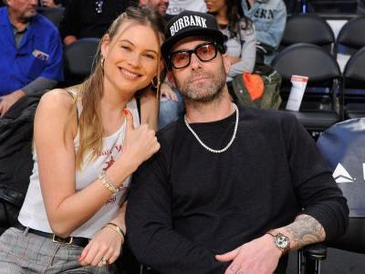 Behati Prinsloo Reflects On Meeting Adam Levine: 'It Was Love At First Sight'