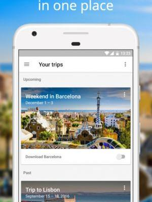 Top 10 Best Android Apps - Travel - May 2018