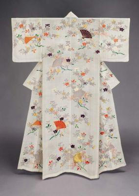 Kimono 1750-1800 Museum of Fine Arts, Boston