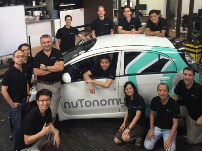 Nutonomy teams up with Peugeot-maker Groupe PSA for self-driving car tests in Singapore