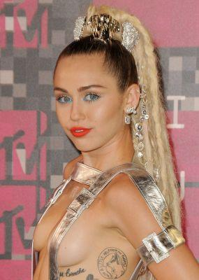 The Complicated Beauty Evolution of Miley Cyrus