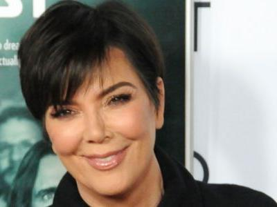 New Year, New Kris Jenner! Check Out Her New Blonde Hair And. Face?