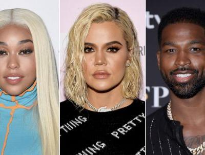 Tristan Thompson's Reaction To Khloe Kardashian Confronting Him About Jordyn On 'KUWTK' Was A Lot