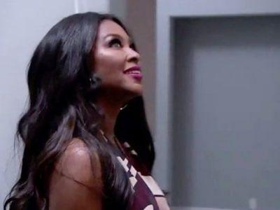 Kenya Moore Wants To Have Another Wedding Next Year For Family & Friends
