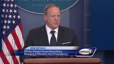 Analyst: Spicer had unusually difficult job as Trump press secretary