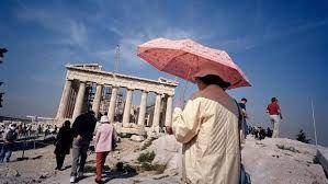 Greek tourism this year expected to remain at last year's levels