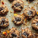 Almond, Coconut, Chocolate Chunk Cookies- Vegan and Gluten free
