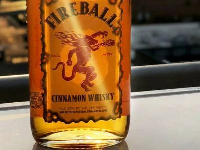 This Fireball Whisky-Spiked Pumpkin Pie Will Spice Up Your Fall