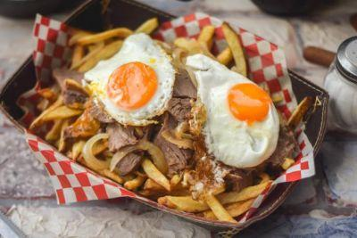 Chilean Chorrillana Fries