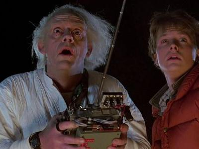 Back to the Future Cast Reunites 33 Years Later in New Photo