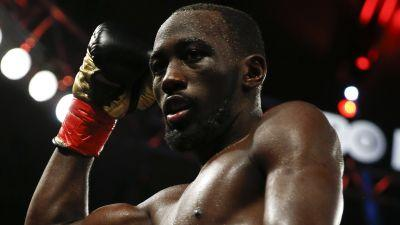 Terence Crawford knocks out Julius Indongo in third round