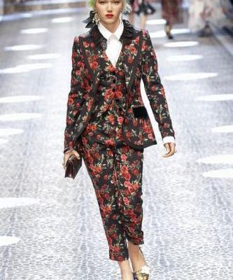 Stylish New Workwear For The Fall SeasonFrom head-to-toe floral