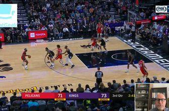 Pelicans ENCORE Highlights from JJ Redick's Buzzer-Beater vs. the Kings