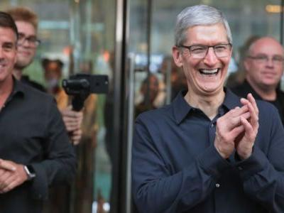 Wall Street says forget about the jobs - Apple's big announcement is all about a tax windfall