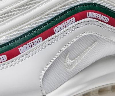 UNDEFEATED x Nike Air Max 97 OG's Official Look & Release Date