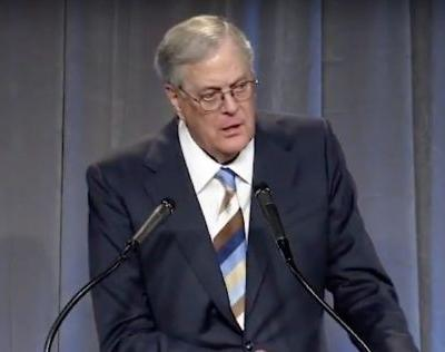 BREAKING: David Koch Dies at Age 79