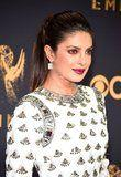 Priyanka Chopra Made This 1 Fall Color Work on Her Eyes and Lips at the Emmys