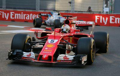 Good news for F1: Gloves are off between Hamilton and Vettel
